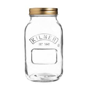 Kilner 1 Litre Preserving Jar