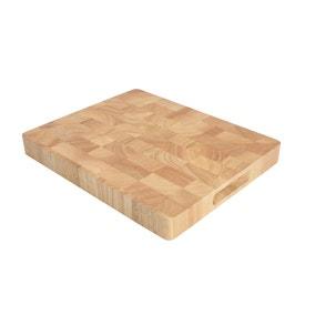 T&G Hevea Large End Grain Chopping Board