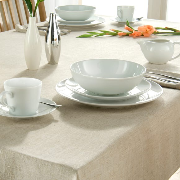 Polylinen Tablecloth Natural undefined