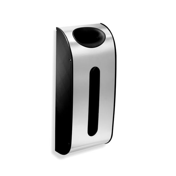 simplehuman Wall Mount Bag Holder Stainless Steel