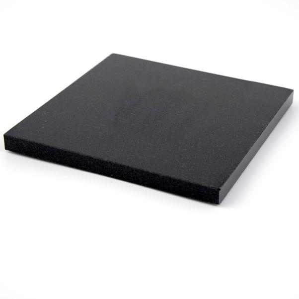 Black Granite Trivet Black