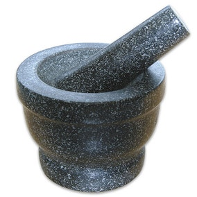 Granite Pestle & Mortar Set