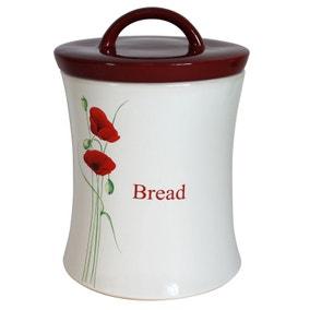 Poppy Bread Crock