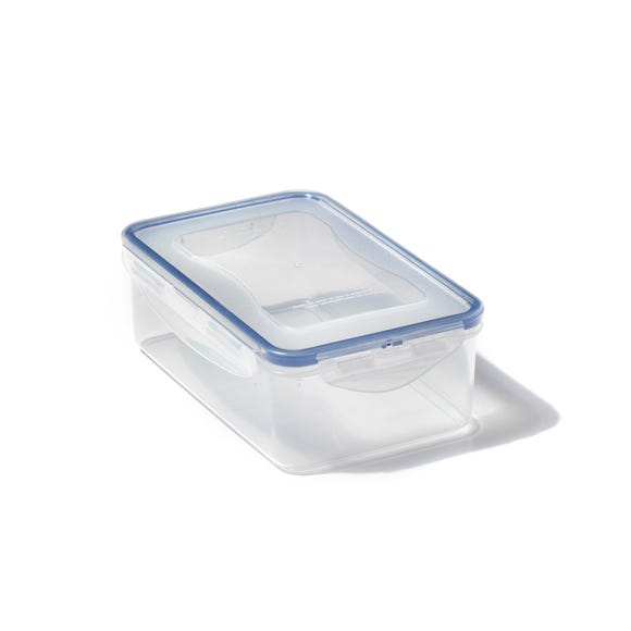 Lock & Lock Rectangular Food Container Clear undefined
