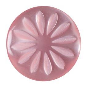 Pack of Five Pink Buttons