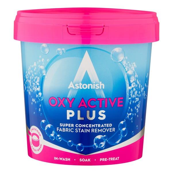 Astonish Oxy Plus Stain Remover Powder White