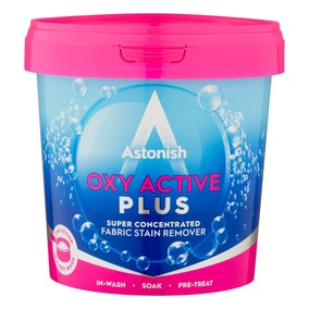 Astonish Oxy Plus Stain Remover Powder