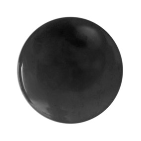 Plain Round Shank Buttons 11.25mm Pack of 8