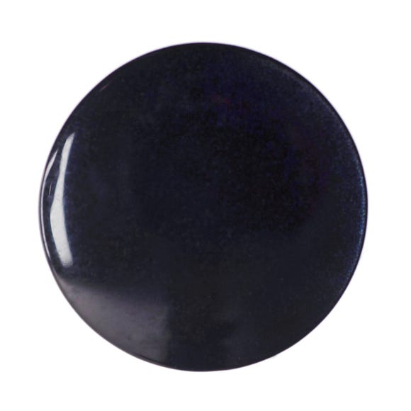 Pack of 8 Royal Blue Buttons 11.25mm Royal Blue