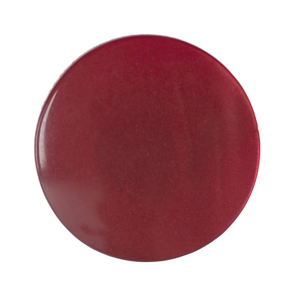 Pack of Six Red Buttons