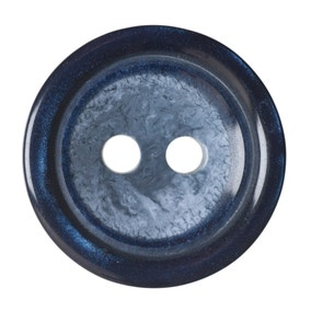 Pack of Four Navy Buttons