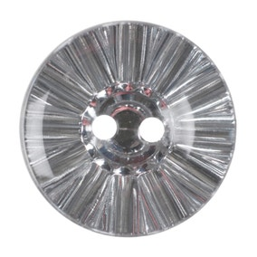 Round Crystal Buttons 12.5mm Pack of 3