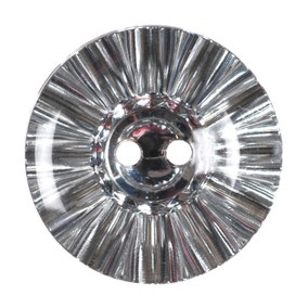 Pack of Three Clear Buttons
