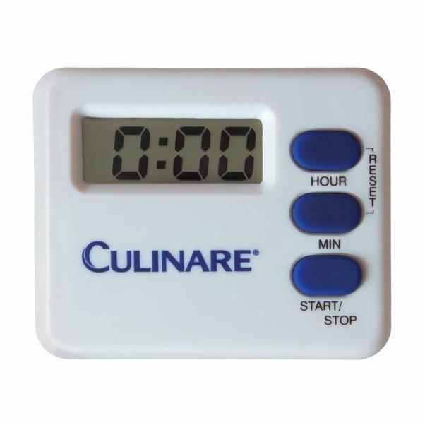 Culinare Digital Timer White