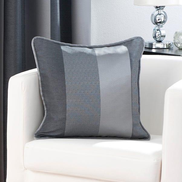 Monaco Pewter Cushion Pewter (Grey)