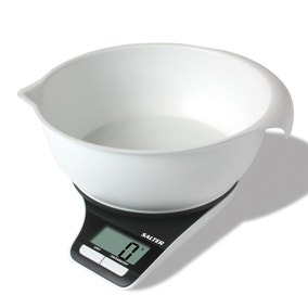 Salter Electronic Kitchen Scales