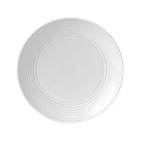 Gordon Ramsay by Royal Doulton White Maze Side Plate