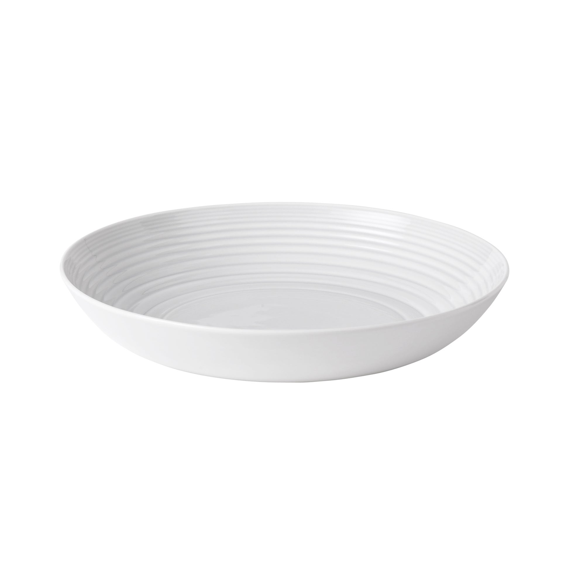Click to view product details and reviews for Gordon Ramsay By Royal Doulton White Maze Serving Bowl White.