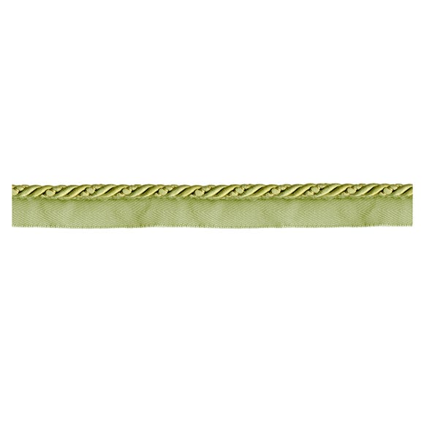 Vivaldi Flanged Cord Green