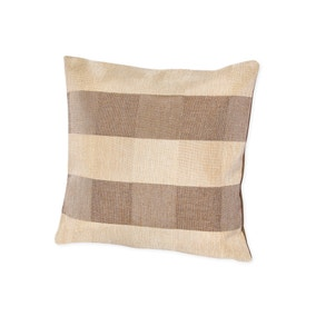 Oatmeal Stirling Cushion Cover