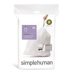 simplehuman R 10 Litre Bin Liners