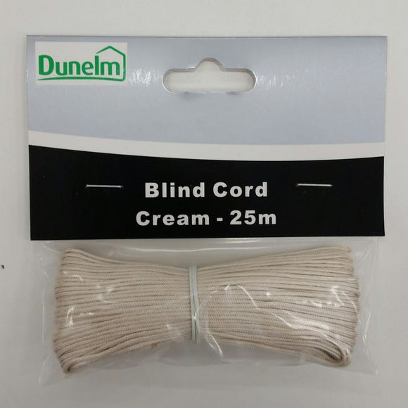 Blind Cord White undefined