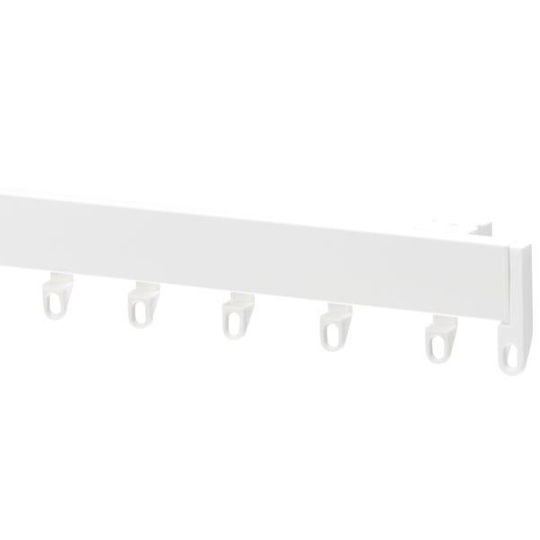 Swish Supreme Glide Aluminium Track White undefined