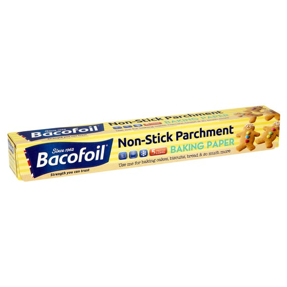Baco Baking Parchment White