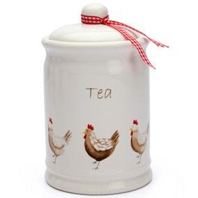Henrietta Tea Canister