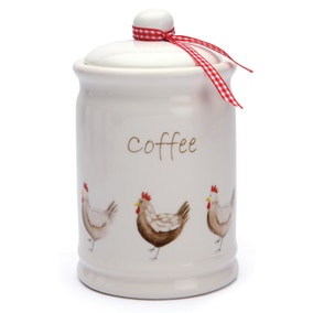 Henrietta Coffee Canister