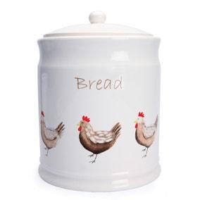 Henrietta Bread Canister