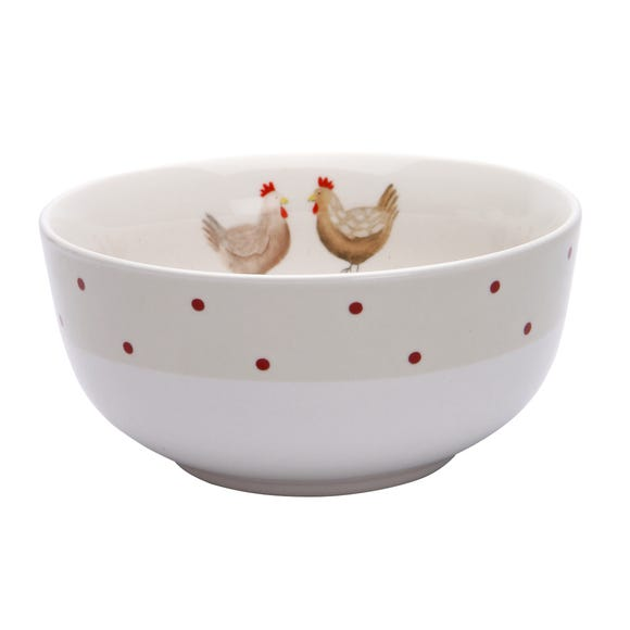 Henrietta Rice Bowl Cream