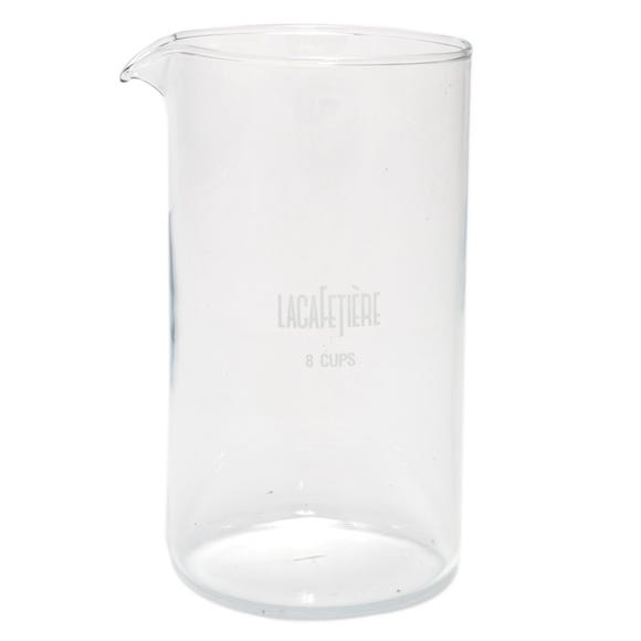 La Cafetiere 8 Cup Spare Glass Clear