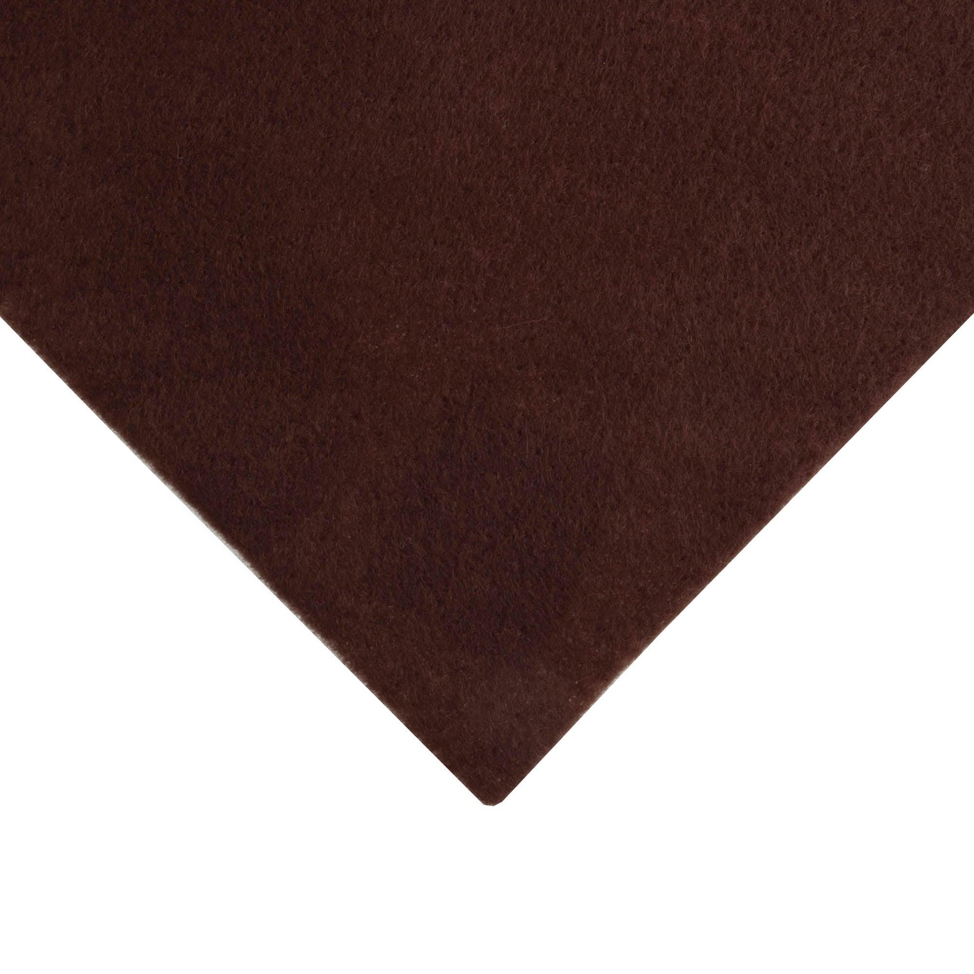 Photo of Minicraft felt roll brown