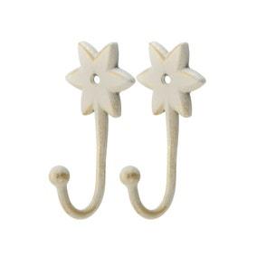 Ivory Vintage Stellar Hooks