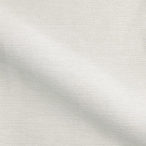 Kensington White Fabric