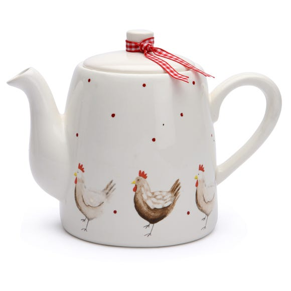 Henrietta Tea Pot Cream