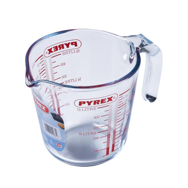 Pyrex Measuring Jug Clear