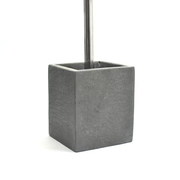 Henley Slate Toilet Brush Holder Slate (Grey)