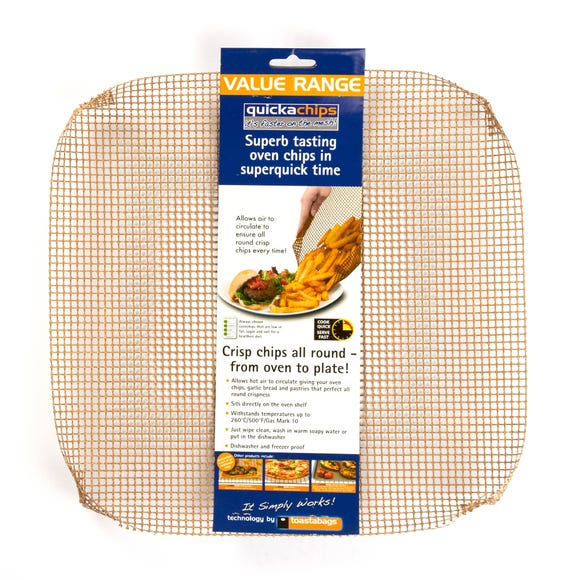 Toastabags Quickachips Natural