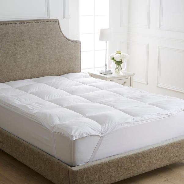 Dorma Full Forever Mattress Topper White undefined