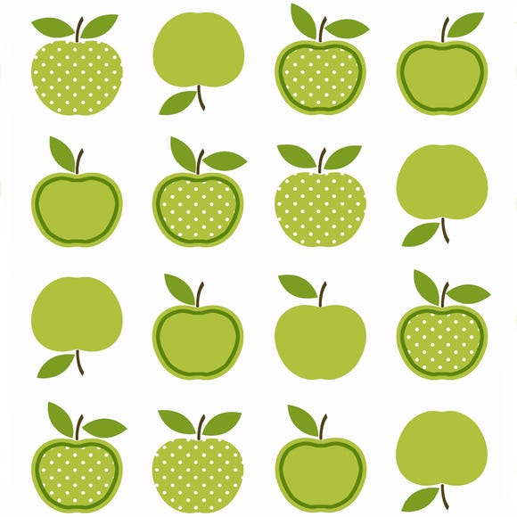 Green Apples PVC