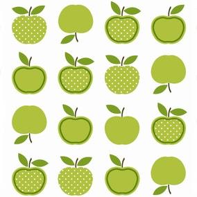 Green Apples PVC