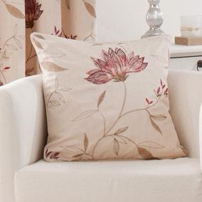 Amelia Red Cushion