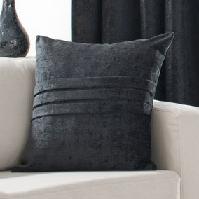 Chenille Pleat Cushion
