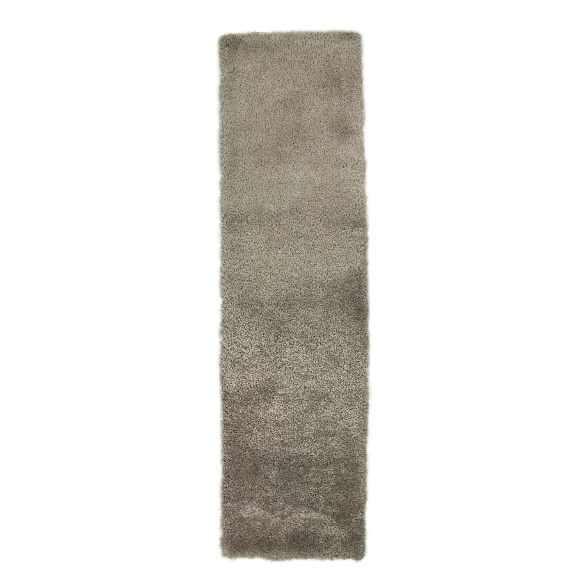 Indulgence Shaggy Runner Grey