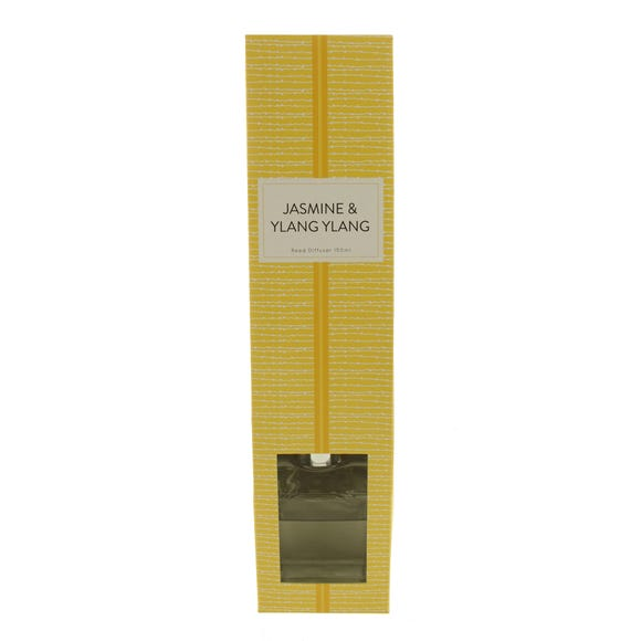 Home Fragrance Jasmine and Ylang Ylang 150ml Reed Diffuser Pink