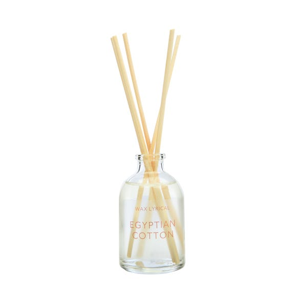 Wax Lyrical Egyptian Cotton 50ml Reed Diffuser Blue