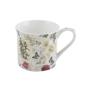 Pastel Palace Butterfly Mug