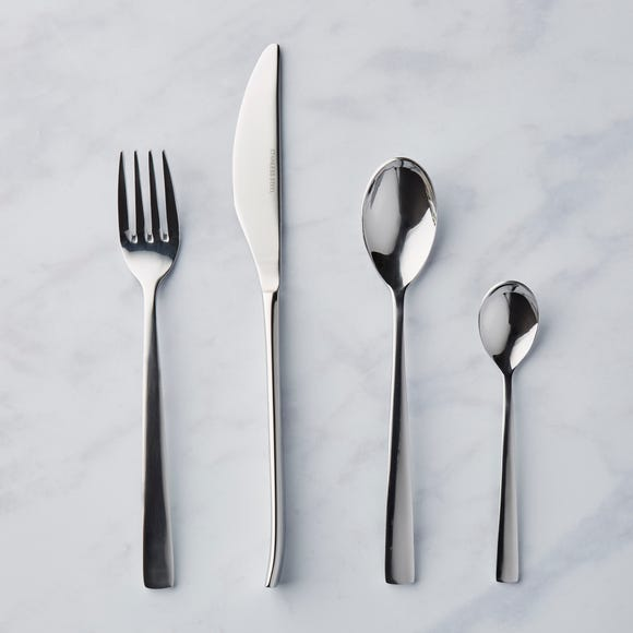 Pausa 16 Piece Cutlery Set Stainless Steel